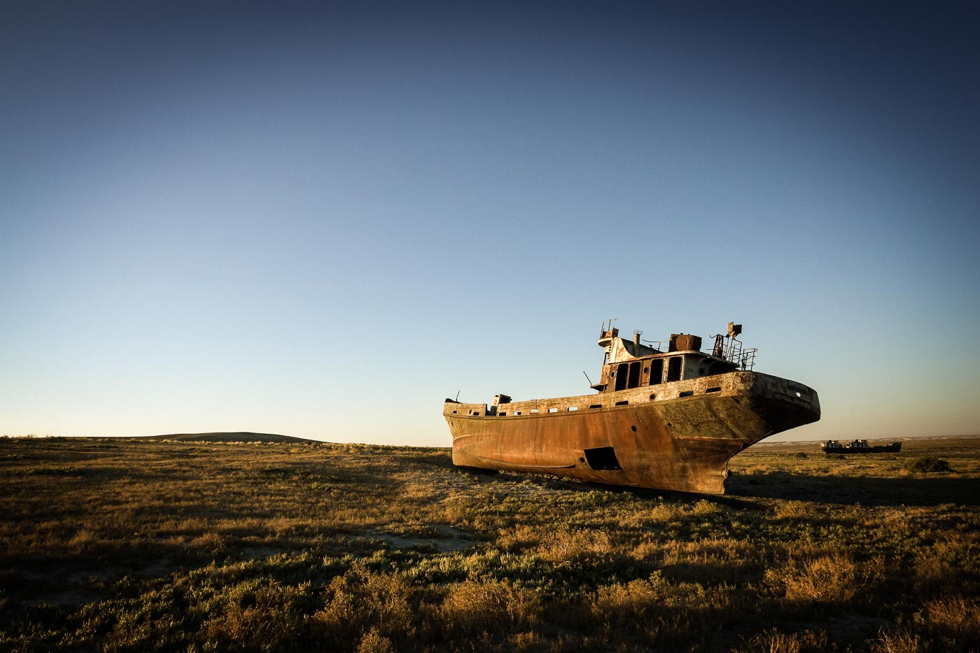 The Aral Sea – Salty Legacy