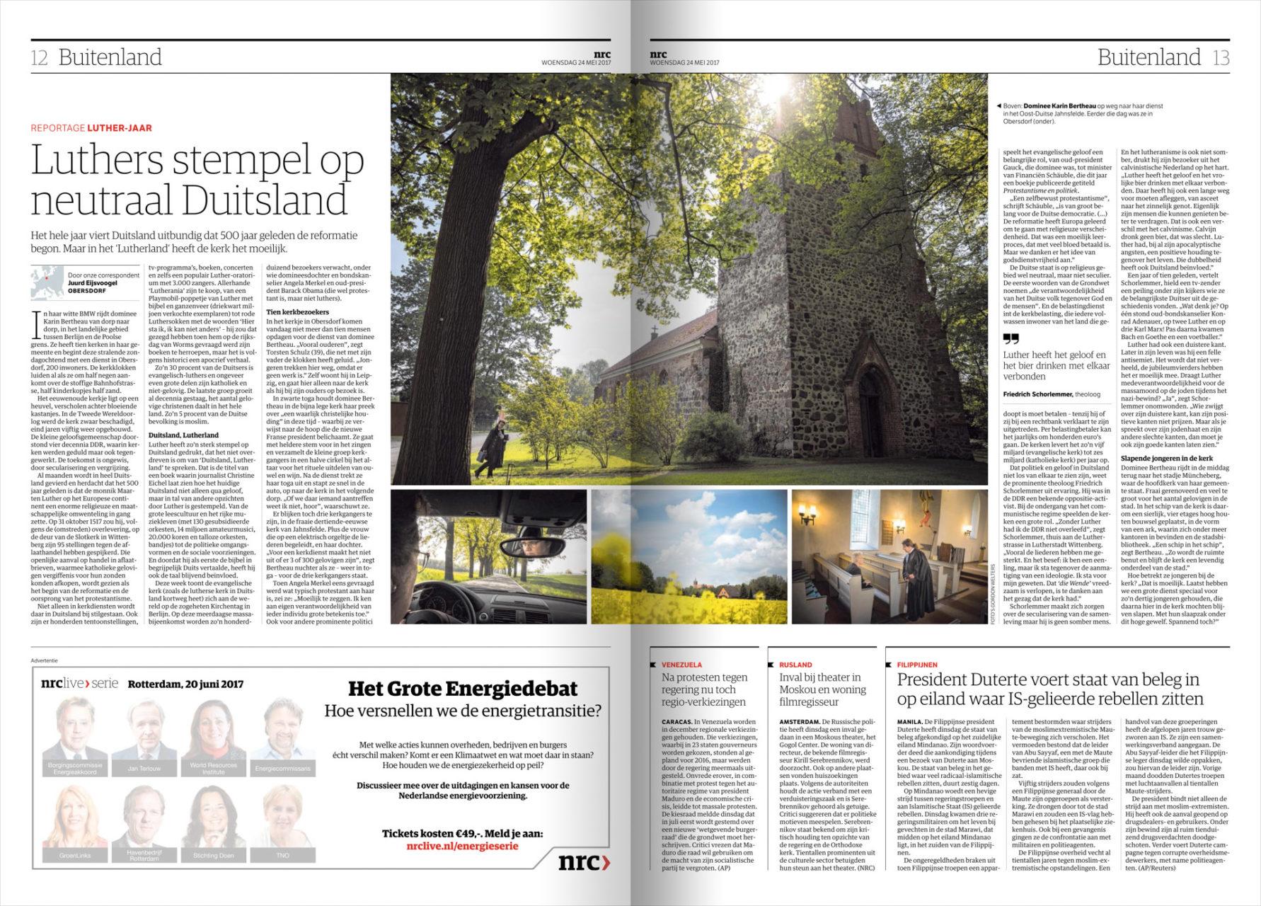 20170524 NRC Handelsblad