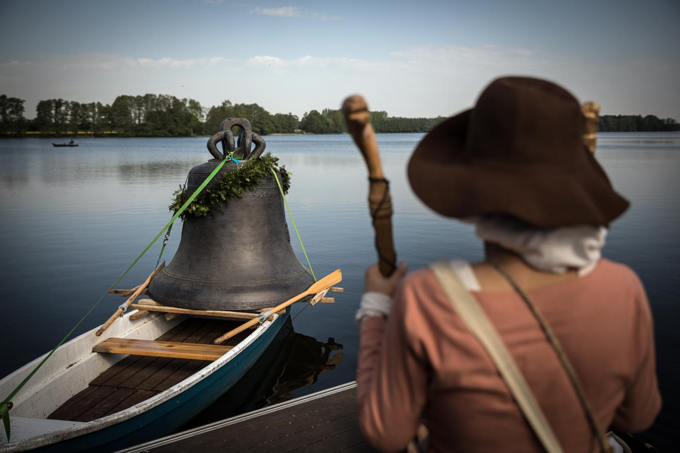 A bell on travel